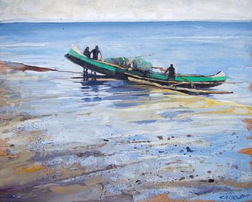 MADAGASCAR, Bonne pêche