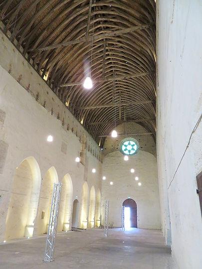 Saint Sever couvent des Jacobins exposition Emmanuel Michel