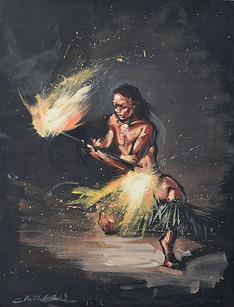 LES MARQUISES, Accueil à Nuku Hiva