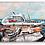 Thumbnail: Un Cargo en Océanie, livre + 1 magnet + 6 cartes postales