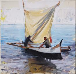 MADAGASCAR, Départ pour la pêche