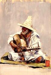 MAROC, Musicien