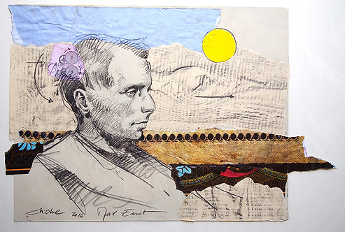 Max Ernst (44 x 68 cm)