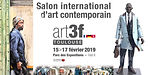 Emmanuel Michel exposition Art3f Toulouse 2019 peintures dessins sculptures livres