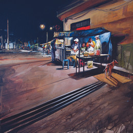 PEROU, Ambulant la nuit