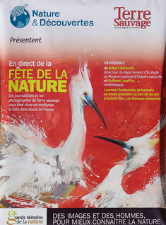 AFFICHE TERRE SAUVAGE, Oiseaux
