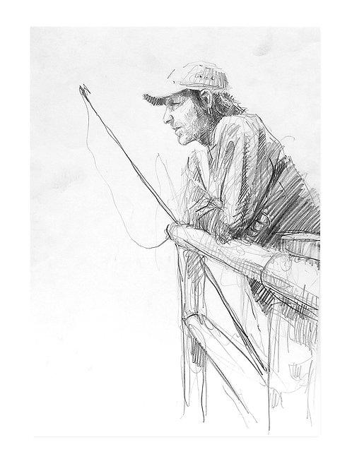 Zingaro, Etienne (42 x 58 cm)