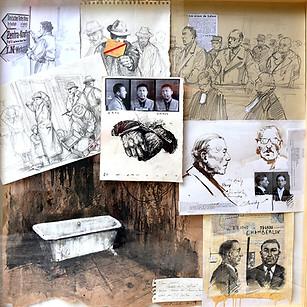 Henri Lafont (dessins pour le film documentaire)