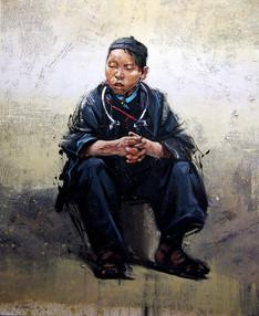 VIETNAM, Jeune Hmong