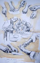 COMMANDE CHAMPAGNE COLLET, Série du chef cuisinier Doucet 3