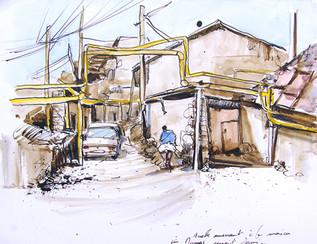 AZERBAIDJAN, ruelle