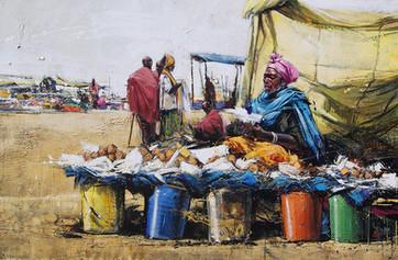 TANZANIE, Grand marché