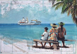 TAHITI, Aranui 5