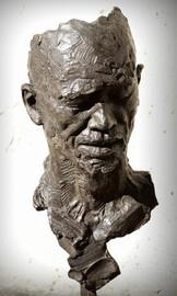 Masque d'homme