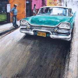 CUBA, Dodge Kingsway 1958