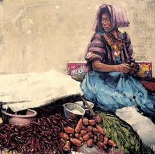 GUATEMALA, Piments carottes
