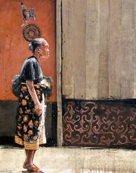 INDONESIE, Femme Toraja