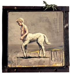 CENTAURE, Jeune centaure