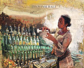 INDONESIE, La parfumeuse