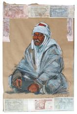 TUNISIE, Mendiant