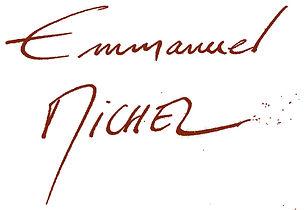 Emmanuel Michel peintre sculpteur voyageur