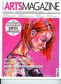 Emmanuel Michel peintre sculpteur Artsmagazine 2020