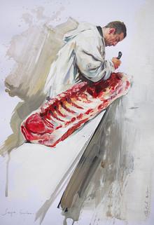 COMMANDE CHAMPAGNE COLLET, Série du chef cuisinier Doucet 5