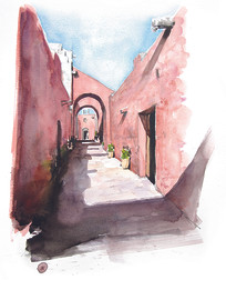 PEROU, Monastère Catalina