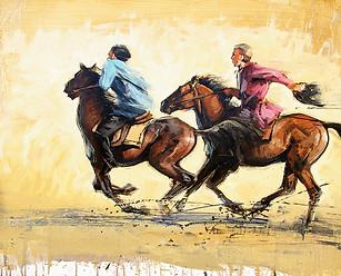 AZERBAIDJAN, Horseball