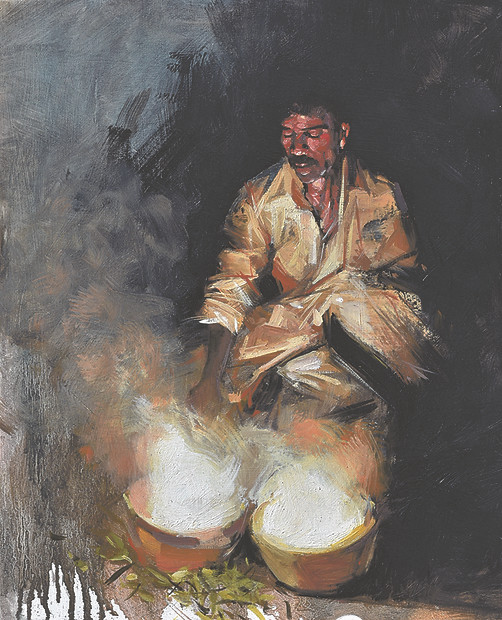 SRI LANKA, Offrandes nocturnes