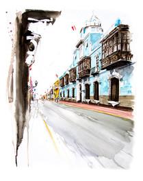 PEROU, Lima