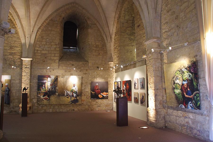 Collégiale St Pierre-la-Cour Le Mans 201