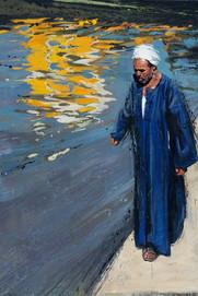 EGYPTE, Au bord du Nil