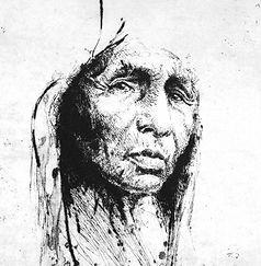 Emmanuel Michel peintre gravure Pérou Manco