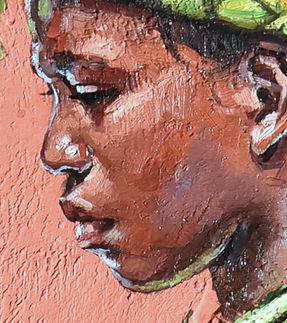 Emmanuel Michel peinture tahitienne Mangareva