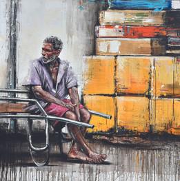 SRI LANKA, Porteur