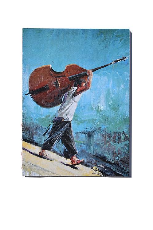 Carnet voyage - Violoncelle à Cuba