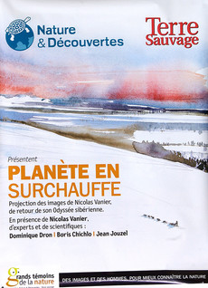 AFFICHE TERRE SAUVAGE, Paysage