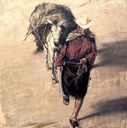 GUATEMALA, Tête de mule