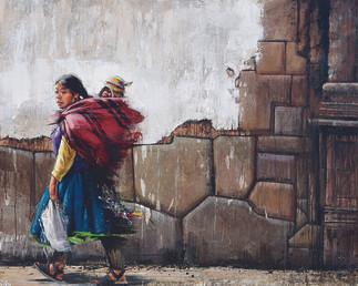 PEROU, Mur inca