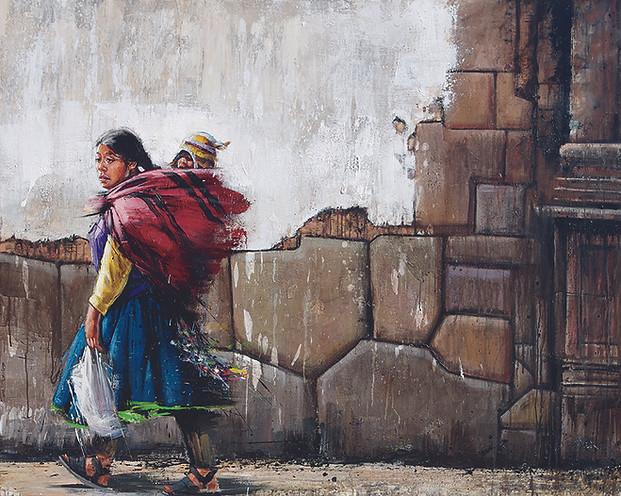 PEROU, Mur incas