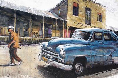 CUBA, Chevrolet 1951