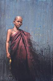 SRI LANKA, Jeune moine