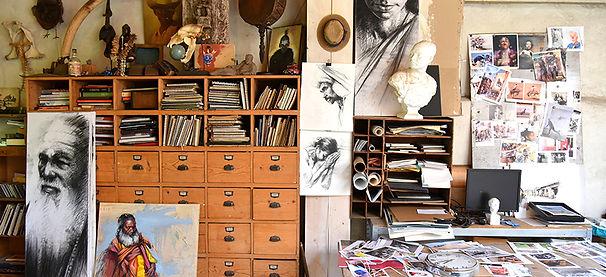 atelier dessin Emmanuel Michel