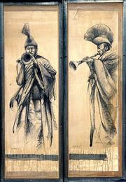 NEPAL, Trompettes