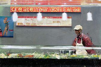 USA, Your salad