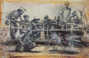 CUBA, Combat de coqs