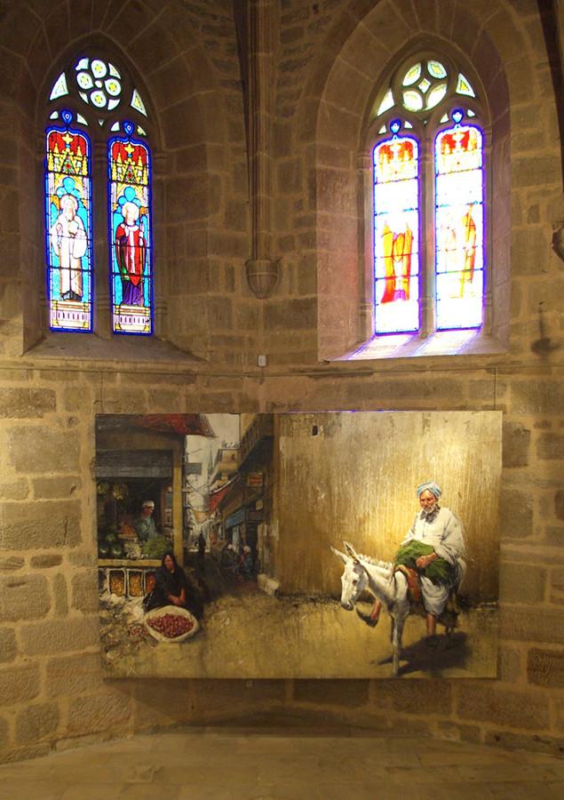 Chapelle St Libéral Brive 2011