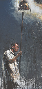 SRI LANKA, Flambeau