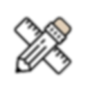 Pencil icon coral.png